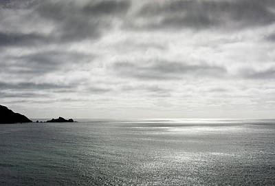 Clouds Over The Pacific Ocean Poster by Panoramic Images