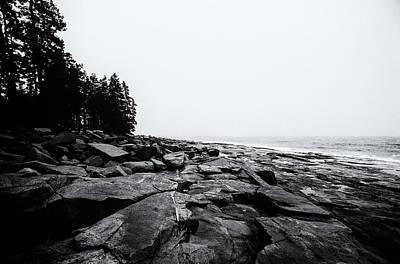 Coastal Scene 12 Poster