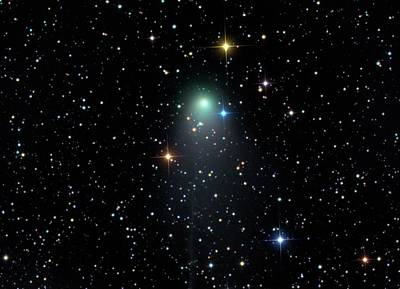 Comet C2012 V2 Poster