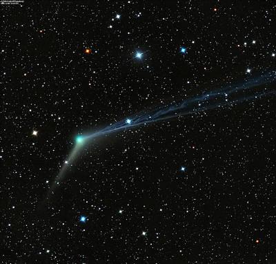 Comet C2013 Us10 Poster