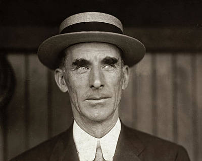 Connie Mack (1862-1956) Poster