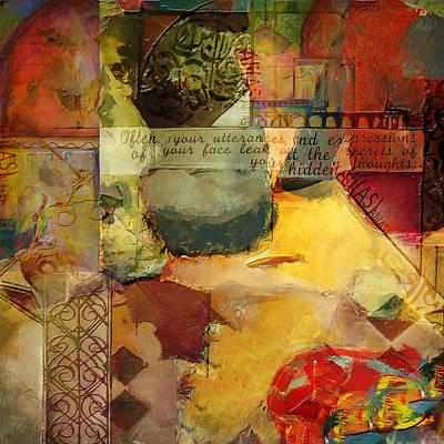 Contemporary Islamic Art 74b Poster