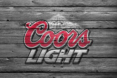 Coors Light Poster