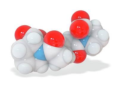 Cphpc Anti-amyloid Drug Molecule Poster