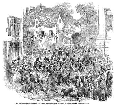 Crimean War, 1854 Poster by Granger