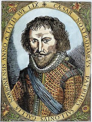 C�sar Nostradamus (1555-1629) Poster