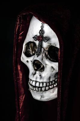 Dead Knight Poster by Joana Kruse