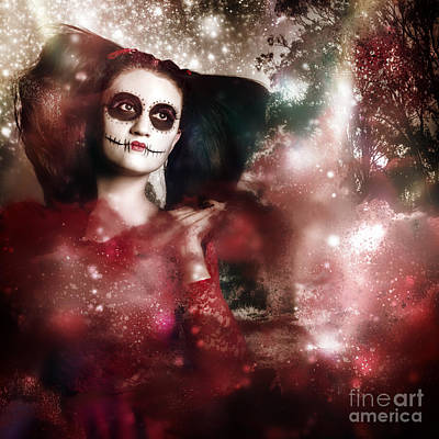 Death And Creation Poster by Jorgo Photography - Wall Art Gallery