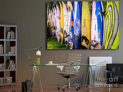 Decorating With Fine Art Photography Poster