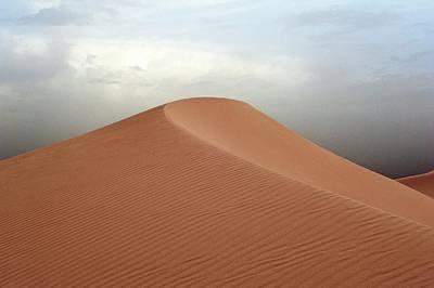 Desert Sand Dune Poster