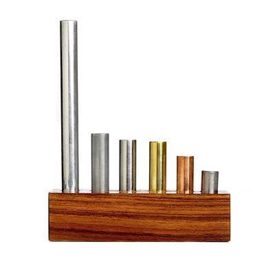 Different Density Metals Poster