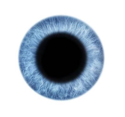 Dilated Pupil Poster