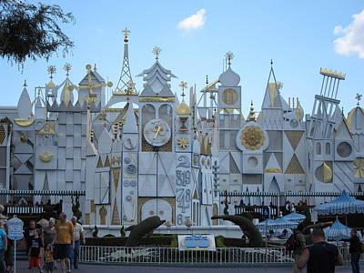 Disneyland Park Anaheim - 12125 Poster by DC Photographer