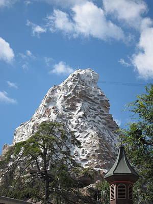 Disneyland Park Anaheim - 12127 Poster