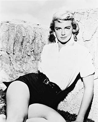 Dorothy Malone Poster by Silver Screen