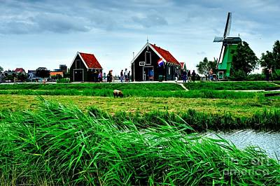 Poster featuring the photograph Dutch Village by Joe  Ng
