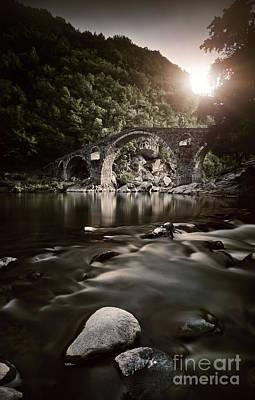 Dyavolski Most Arch Bridge Poster