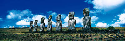 Easter Island Chile Poster by Panoramic Images