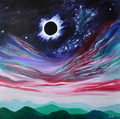 Eclipse IIi Poster by Cedar Lee