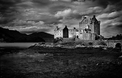 Poster featuring the photograph Eilean Donan by Bud Simpson