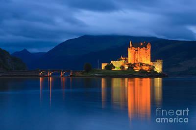 Eilean Donan Castle - Scotland Poster