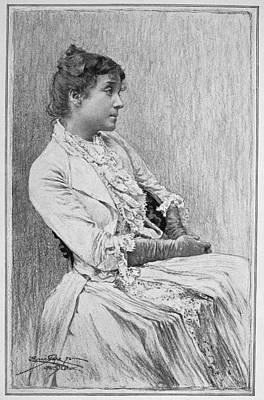 Eleonora Duse (1859-1924) Poster