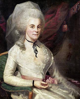 Elizabeth S Poster by Granger