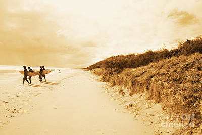 Endless Summer Poster by Jorgo Photography - Wall Art Gallery