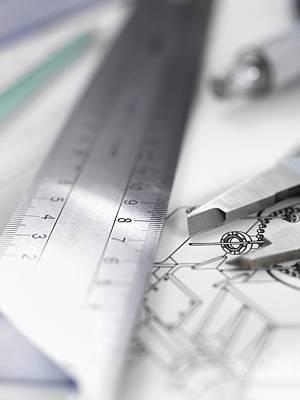 Engineering Design Poster by Tek Image