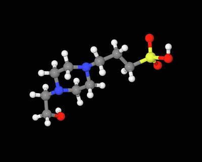 Epps Molecule Poster