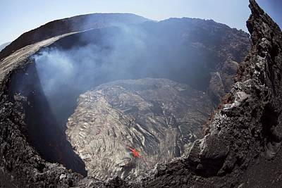Erta Ale Volcano, Congo Poster by Science Photo Library