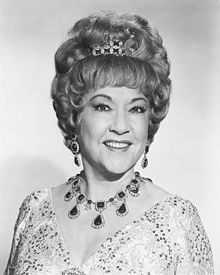 Ethel Merman Poster by Silver Screen