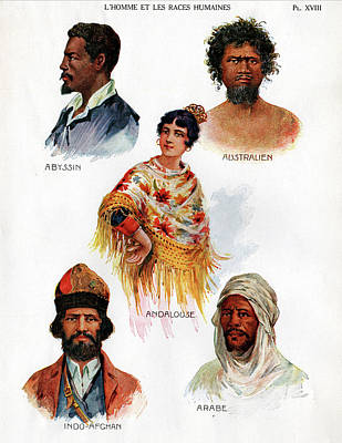 Ethnic Groups Poster