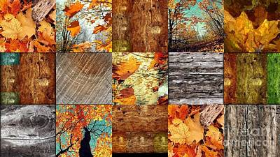 Fall  Poster by France Laliberte