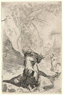 Federico Barocci Italian Poster by Litz Collection