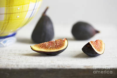 Figs Poster by Elena Nosyreva