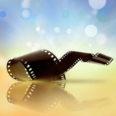 Filmstrip  Poster