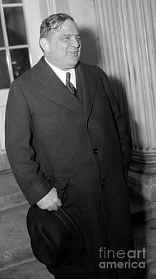 Fiorello La Guardia, American Politician Poster