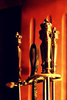 Fire Essentials Poster by Cyryn Fyrcyd