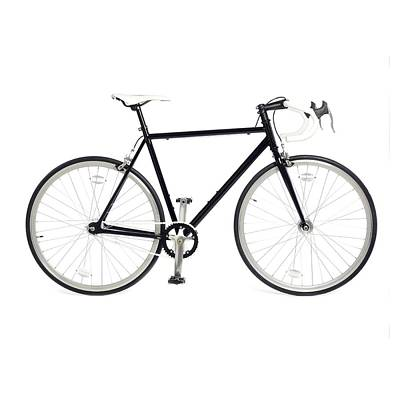 Fixed-gear Road Bike Poster