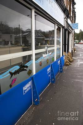 Flood Defenses Poster