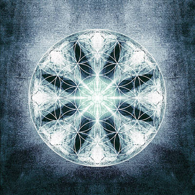 Flower Of Life Poster