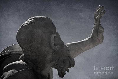 Fontana Dei Quattro Fiumi - River Plate Poster