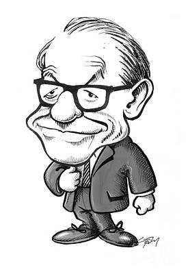 Fred Sanger, British Biochemist Poster