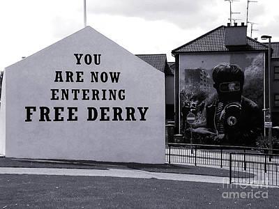Free Derry Corner 7 Poster