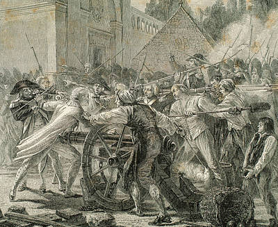 French Revolution Poster by Prisma Archivo