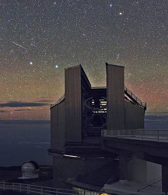 Galileo Telescope Poster