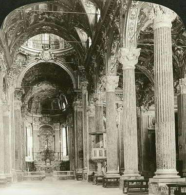 Genoa Basilica, 1908 Poster by Granger