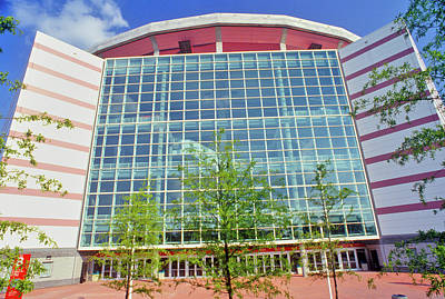 Georgia Dome, One Of The Largest Poster