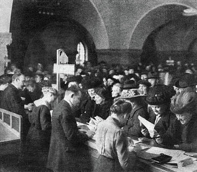German War Bonds, 1915 Poster by Granger
